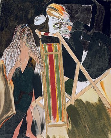 R. B. Kitaj: Obsessions - Analyst of Our Time: Image 0