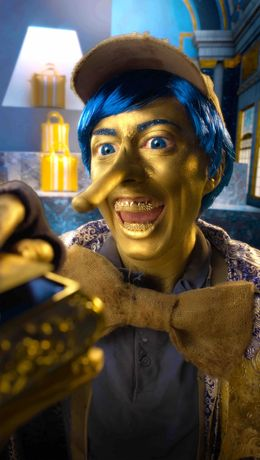 Rachel Maclean, Spite Your Face, 2017, digital video (still). Courtesy the artist. Commissioned by Scotland + Venice