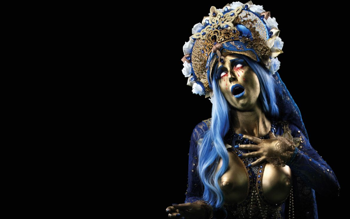 Rachel Maclean Spite Your Face Exhibition At Talbot