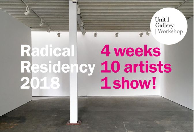 Radical Residency #1: Image 0