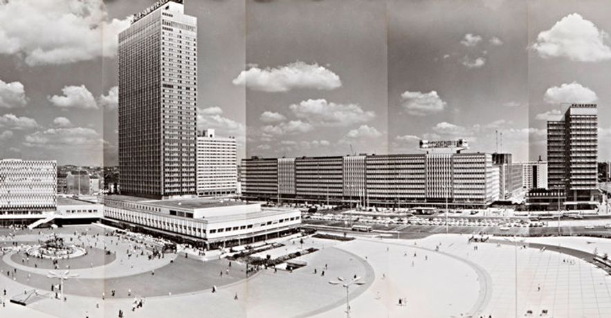 Radically Modern. Urban Planning and Architecture in 1960S Berlin: Image 0