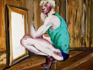 Rainer Fetting: Taxis, Monsters and the Good Old Sea