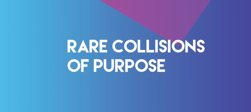 Rare Collisions of Purpose: Image 0