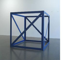 Rasheed Araeen Retrospective: Before and After Minimalism 1959-1974