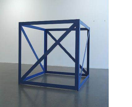 Rasheed araeen retrospective before and after minimalism for Minimalism before and after