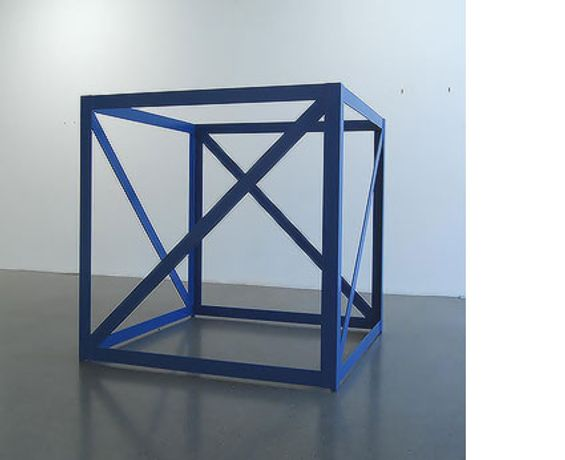 Rasheed Araeen Retrospective: Before and After Minimalism 1959-1974: Image 0