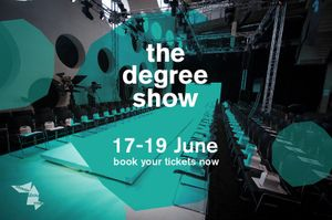 Ravensbourne: Collaboration. The Degree Show