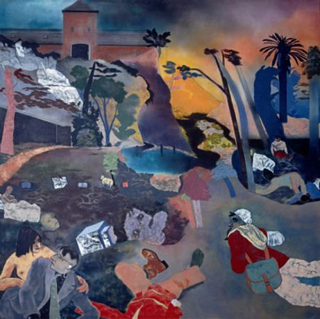 R.B. Kitaj: Obsessions - The Art of Identity: Image 0