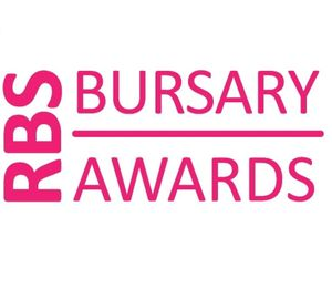 RBS Bursary Awards Logo