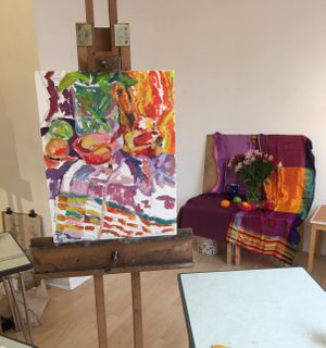 RBSA Autumn Art Workshops for Adults