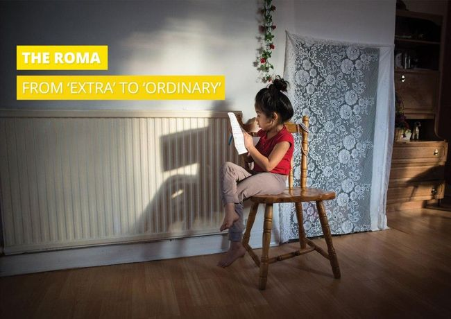 RCC Presents The Roma — from 'extra' to 'ordinary' Project: Image 0