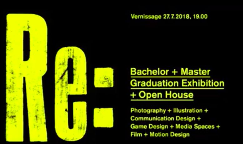 RE: Bachelor & Master Exhbtn and Open House