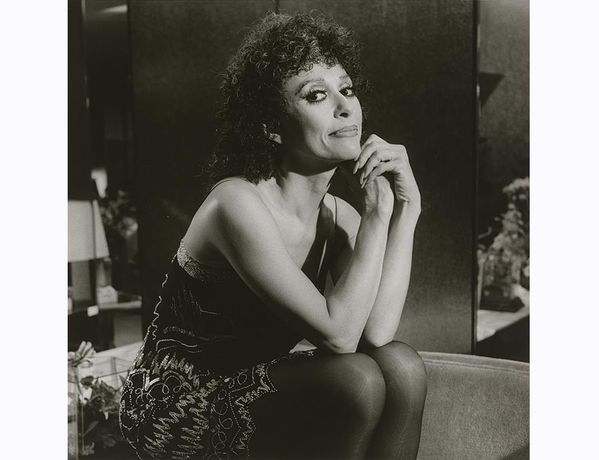 Rita Moreno / ADÁL / 1984, Gelatin silver print / National Portrait Gallery, Smithsonian Institution; acquisition made possible through the Smithsonian Latino Initiatives Pool, administered by the Smithsonian Latino Center, © ADÁL
