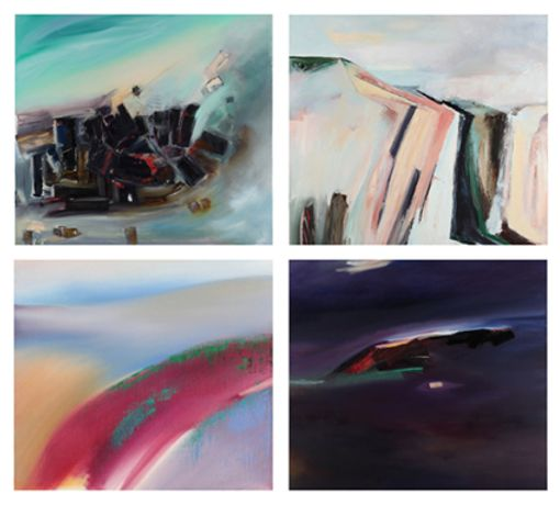 Recent Paintings: Image 0