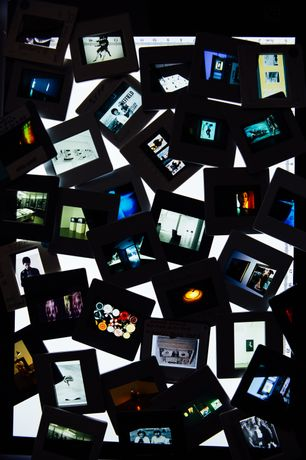 Site Gallery archive slides #SiteGallery40