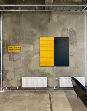 Reflections from Home: Callum Innes
