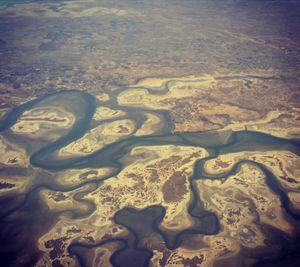 Picture by Kasia Molga, Aerial Pictures – Gambia to Europe