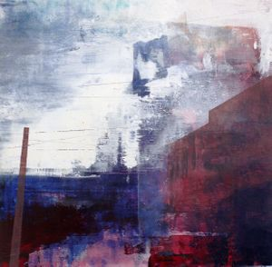 Reinventing the Landscape: Solo Exhibition by Kerri Pratt