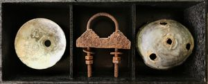 "Reliquary for an Assemblage Artist"" by Kate Carvellas"