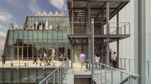 Renzo Piano. Courtesy of Royal Academy of Arts