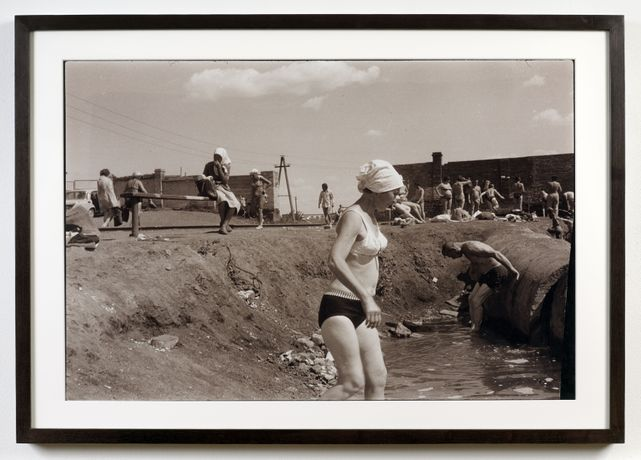 Boris Mikhailov. Salt Lake. 1986