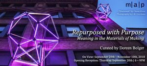 Repurposed with Purpose: Meaning in the Materials of Making