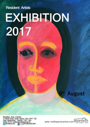 Resident Artists Exhibit 2017
