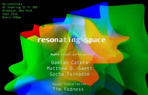 Resonating Space
