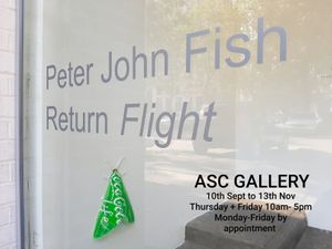 Return Flight / Peter John fish