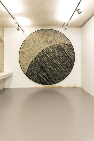 Richard Long. Gravity
