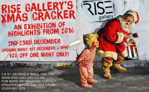 RISEgallery's Christimas Cracker