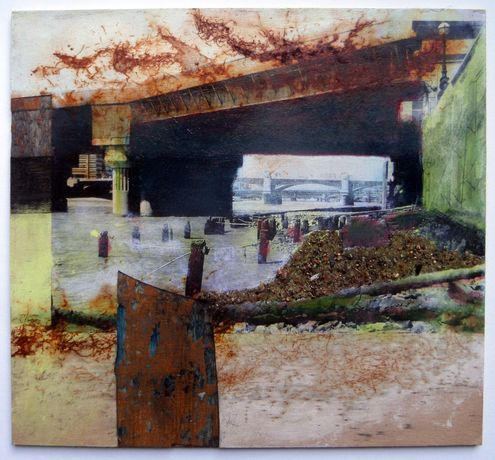 River Thames : The ARTery of London. Meet The Artists: Image 2