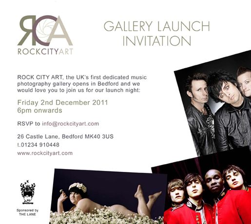Rock City Art Gallery launch: Image 0