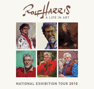 Rolf Harris - A Life in Art
