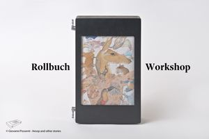 Rollbuch Workshop: The carnival of animals