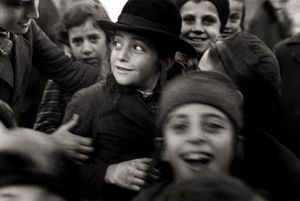 Roman Vishniac, Jeish school children, 1935 - 38