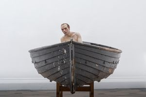 Man In A Boat. Ron Mueck