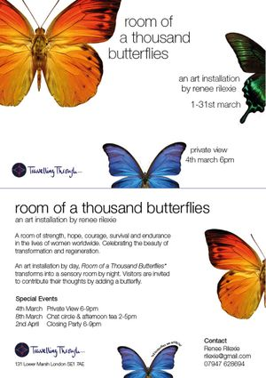 Room of a Thousand Butterflies