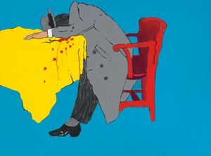 Rosalyn Drexler: Occupational Hazard