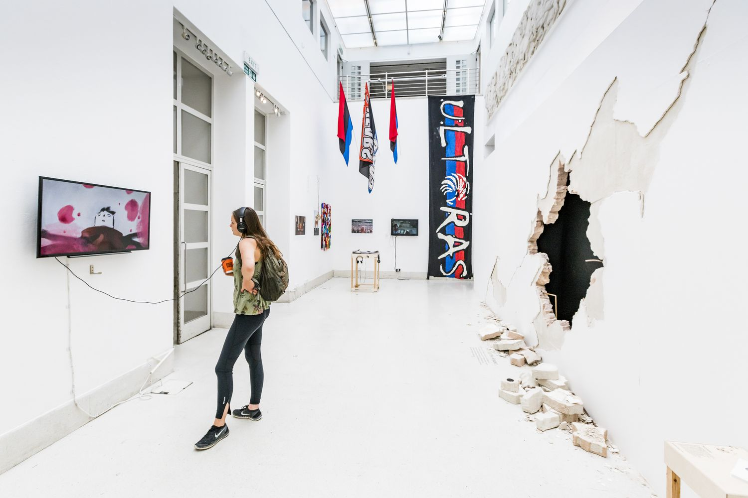 Art Events Calendar London : Royal college of art show student at