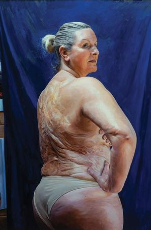 Royal Society of Portrait Painters 2020