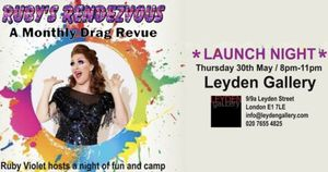 Ruby's Rendezvous | A monthly drag revue