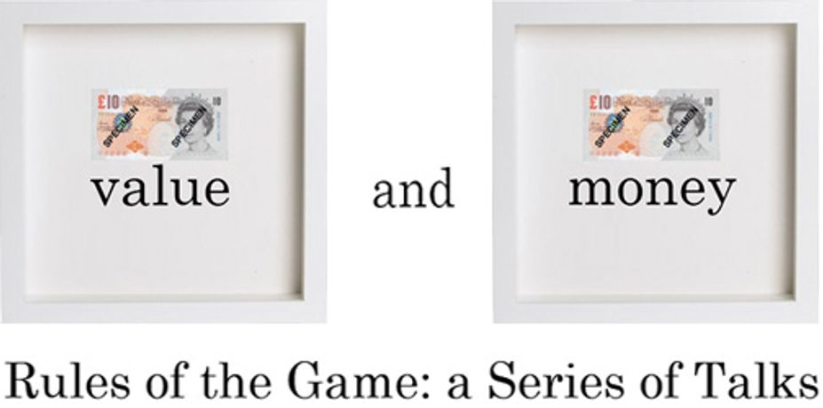 Rules of the Game: Value and Money, Series 1 - on Art: Image 0