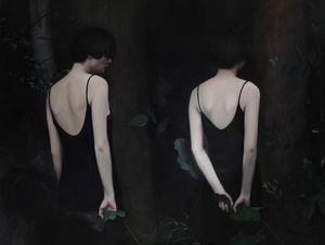 Ruozhe Xue: Distorted Reality