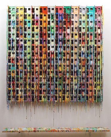 A Hundred Eighty Apartments, 135 x 165cm