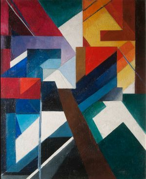 Russian Revolution in Art. Russian Avant-garde: 1910 — 1932