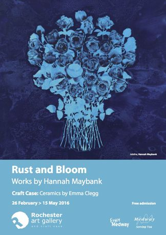 Rust & Bloom – works by Hannah Maybank: Image 0