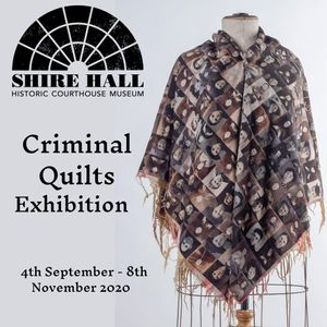 Ruth Singer: Criminal Quilts