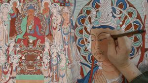 Sacred Art of the Silk Road, Dunhuang's Buddhist Cave Temples