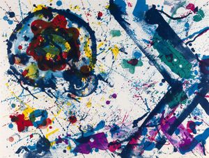 Sam Francis. A Survey of Graphic Work